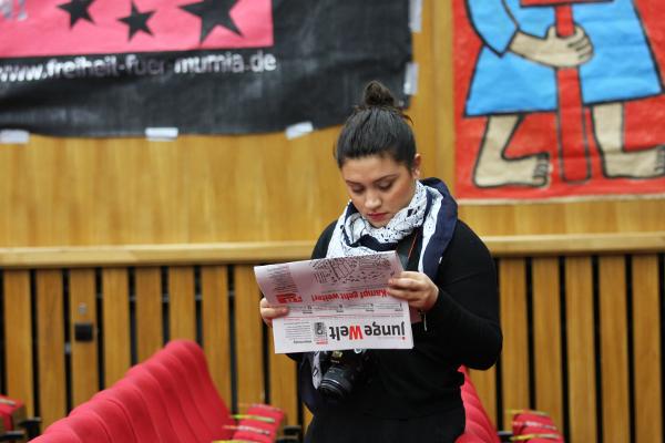 Was steht auf dem Programm? Foto: Andrea, Songül, Jens