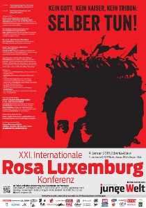 International Rosa Luxemburg Conference 2016